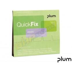Plastry elastyczne PLUM...